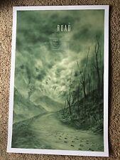 THE ROAD Randy Ortiz VARIANT Print Mondo Art Poster xx/125 Cormac McCarthy book