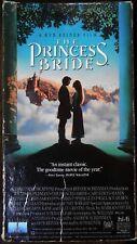 The Princess Brides Cassette VHS 1987