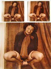 Stereo photo on glass erotic nu feminin 1900 - 1920/685 nude risque