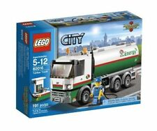 LEGO City Tanker Truck (60016) New Retired