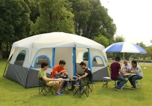 Outdoor Tent Camping Family Big Tent High Quality Ultra Large Waterproof Travel