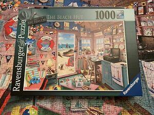 Ravensburger The Beach Hut 1000 Pieces Jigsaw Puzzle