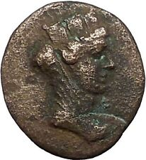 LAODIKEIA ad MARE SELEUKIS and PIERIA 76BC Tyche Nike Ancient Greek Coin i56497