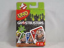 Mattel Games UNO Card Game - New - Ghostbusters