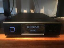 Aurender N100h 4TB server/streamer