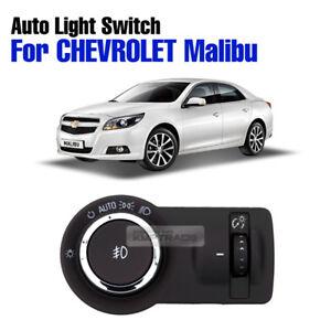 Genuine Parts Front Auto Light Control Switch for CHEVROLET 2012 - 2016 Malibu