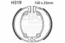 FIT HONDA CR 450 RB 81 EBC Plain Shoe Rear Left