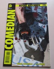 DC - Before Watchmen - Comedian #6 (of 6) (2012) - NM