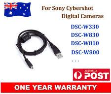 USB Data Sync Cable Cord Lead F/ Sanyo Xacti VPC-E6 VPC-E7 VPC-CA65 VPC-CG20 AU