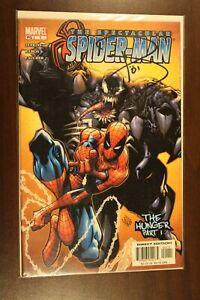 Marvel The Spectacular Spider-man #1 Auto Paul Jenkins #601/999
