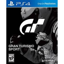 Gran Turismo Sport Ps4 [Factory Refurbished]