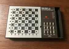 Radio Shack 1650 Computerized Chess NON WORKING For Parts