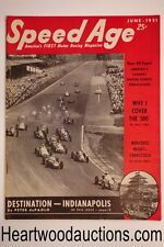 Speed Age Jul 1951