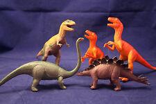 **Animal-World**5 verschiedene Dinosaurier**neu /unbespielt**