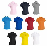 ADIDAS Golf - Women's Climalite Polo, Sport Shirts, Ladies Size S-3XL, a131
