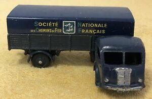 Jouet ancien DINKY TOYS MECCANO Panhard SNCF Fabrique en France en l'état