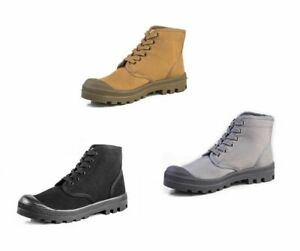 Israel Defense Forces Scout Commando Palladium Style VEGAN Boots