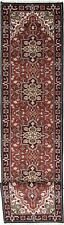 "Hand-knotted  Carpet 2'7"" x 15'10"" Royal Heriz Traditional Wool Rug"