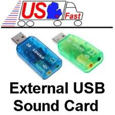 Lot10 mini Usb External Sound Card:Vista,7,Xp,Mac,Linux ,Notebook/Laptop/Desktop