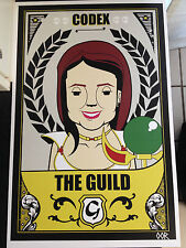 The Guild poster print