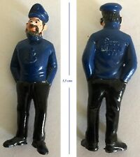 Hergé / Tintin Figurine Esso Belvision 1973 Capitaine Haddock