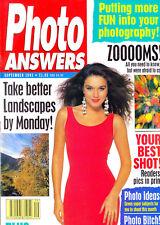 Photo Answers magazine ,  September  1993