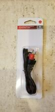 "RADIOSHACK 3-FT 1/8"" STEREO FEMALE TO DUAL RCA MALE Y-CABLE  P/N: 4201353"
