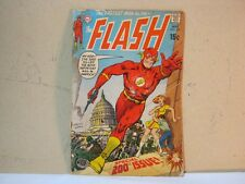 The Flash DC Comics No. 200 Aurora Monster Model Ad  T*