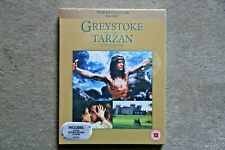 BLU-RAY GREYSTOKE THE LEGEND OF TARZAN  PREMIUM EDITION  NEW SEALED