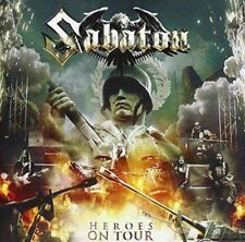 Sabaton - Heroes On Tour (Live) - CD - New
