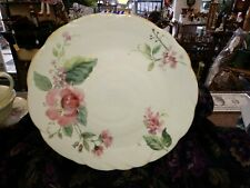 Pfaltzgraff Silk Rose Dinner Plates 11 inch, 8 Available
