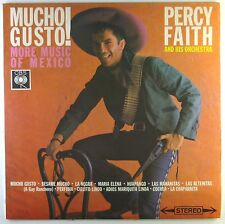 "12"" LP - Percy Faith And His Orchestra - Mucho Gusto!  - L5114h"