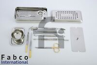 Dental PRF Box GRF System Platelet Rich Fibrin Set Implant Surgery Membrane Tool
