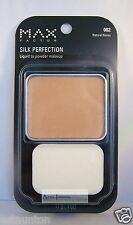Max Factor Silk Perfection Makeup Foundation - Natural Honey 002
