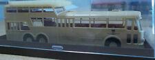 Brekina Bus Mercedes Benz O 317 1 1/2-Decker KVG Hameln 1/87