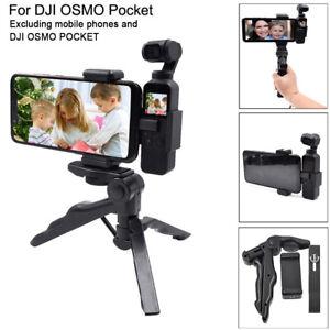 Mount Selfie Tool Stick Fixing Bracket Tripod Phone Holder for D JI Osmo Pocket
