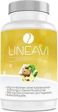 LINEAVI Glucomannano, 3000 mg di glucomannano, fibra origine 120 caps.