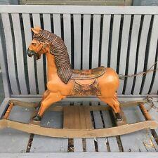 Antique Primitive Rocking Horse