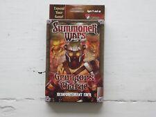 Invocateur wars jeu de carte: Grungor's charge renforcement pack