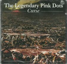 LEGENDARY PINK DOTS-CURSE CD(BIG BLUE)SEALED
