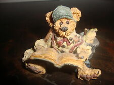 Boyds Bears-Willie As Noah's Son-1999-With Original Box-With Coa