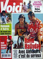 2003: DAVID HALLYDAY_NAOMI CAMPBELL_MICHAEL JACKSON_LES WAMPAS_CHANTAL GOYA