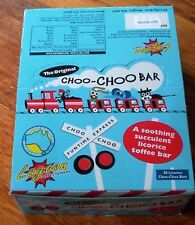 Choo Choo Bars Licorice 1.0 kg counter display box