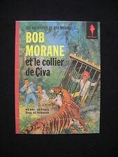 Puzzle VERNES Bob Morane Collier de Civa 10x15