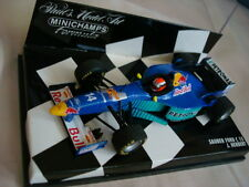 Minichamps F1 Sauber Ford C15 J. Herbert REDBULL 1/43 with Case