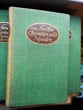 Stendhal-Henry Beyle: cronache e novelle 1908 OLN. Eugen Diederichs