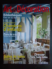 """Art & décoration"" n°445 septembre 2008"