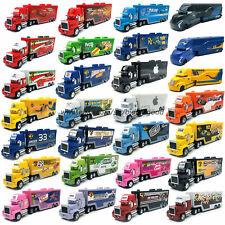 Mattel Pixar Cars1:50 Diecast Kid Toys Cars Alloy Lightning Jackson Hauler Truck