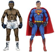 Superman vs Muhammad Ali 2-Pack Action Figures by Neca