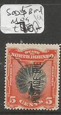 North Borneo Postage Due SG D5 Bird MOG (2cln)